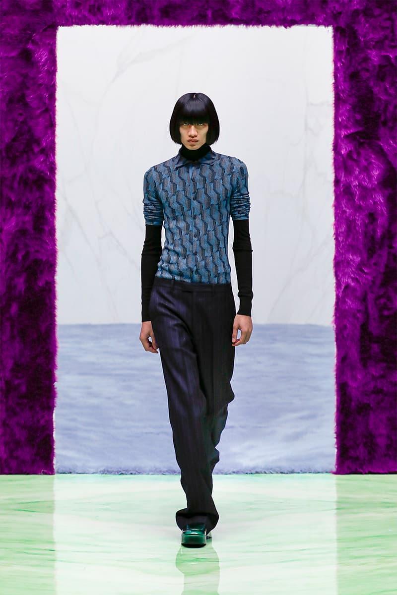 プラダ 2021年秋冬メンズウェアコレクション 〈Raf Simons(ラフ シモンズ)〉Prada possible feelings fall winter 2021 menswear collection