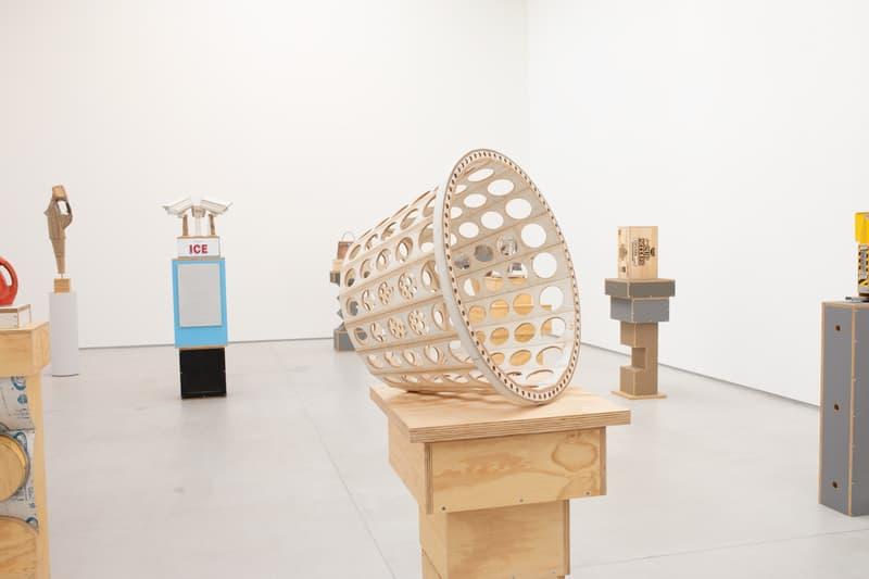 トム・サックスがフランス・パリのタデウス ロバックにて個展を開催中 tom sachs ritual exhibition Thaddaeus Ropac artworks