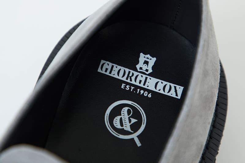 ジョージコックス ユナイテッドアローズ アンド サンズ UNITED ARROWS & SONS が George Cox とのコラボフットウェアを発表