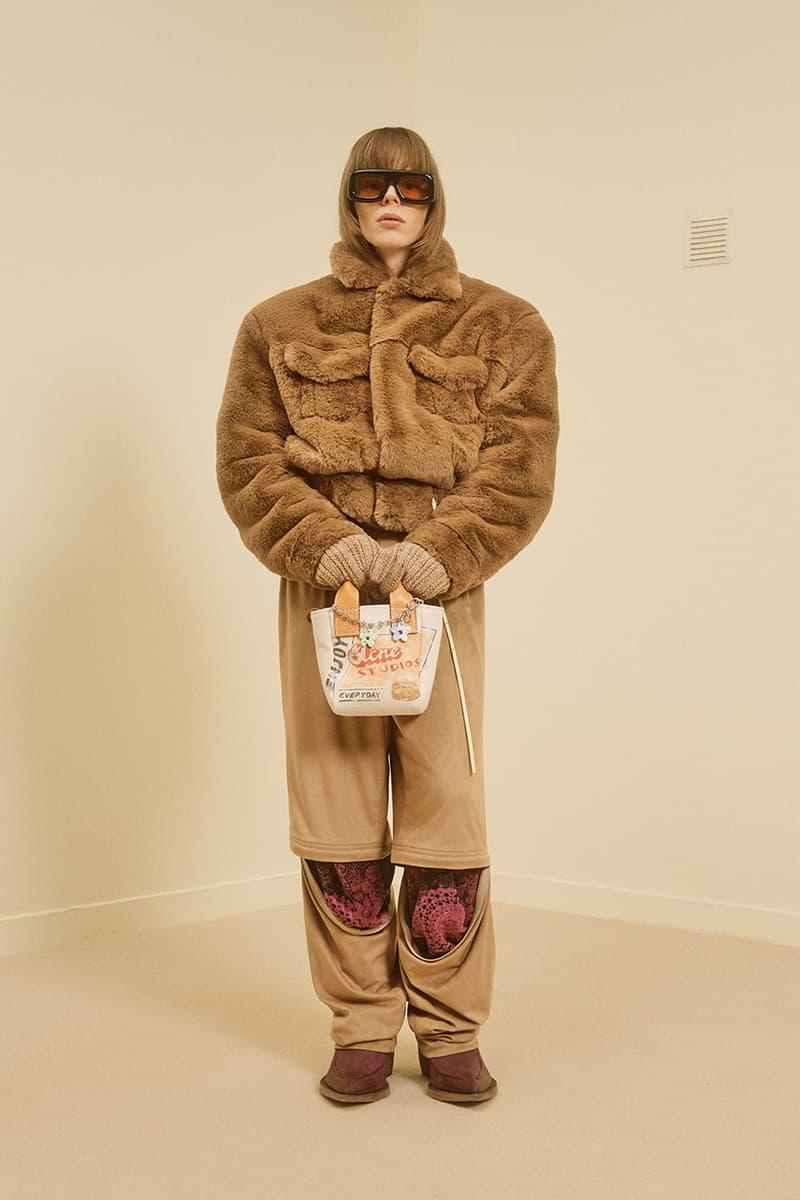 アクネストゥディオズ2021年秋冬コレクション Acne Studios 2021 fall winter mens collection lookbook info