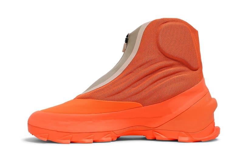 イージー 2021年内発売が噂される新作 YEEZY 1050 のビジュアルが浮上 kanye west adidas yeezy 1020v boot orange tan JY0283 official release date info photos price store list buying guide