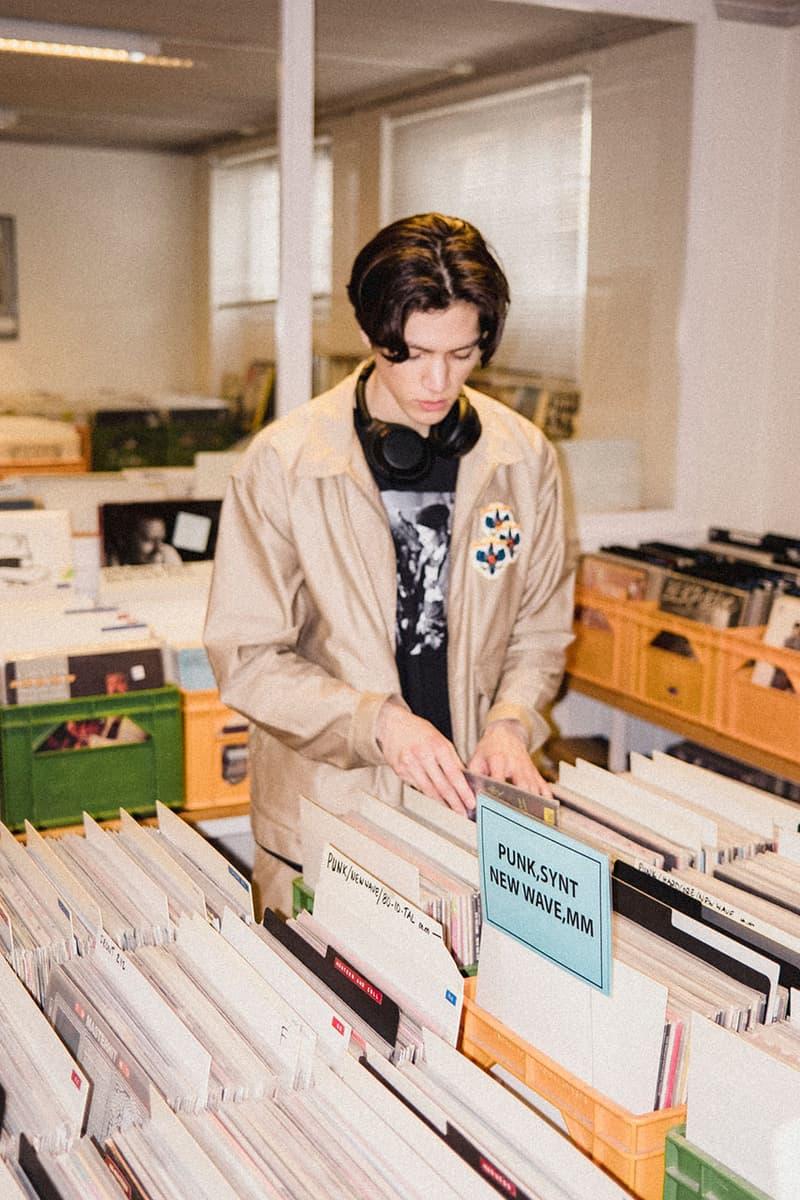 """ボンジュール・レコードが音楽界のレジェンドらをフィーチャーした""""ボンジュール アイコンズ""""シリーズ第3弾やディッキーズの別注アイテムをリリース bonjour records releases bonjour's Icons series and collab item with Dickies and Koichiro Takagi"""