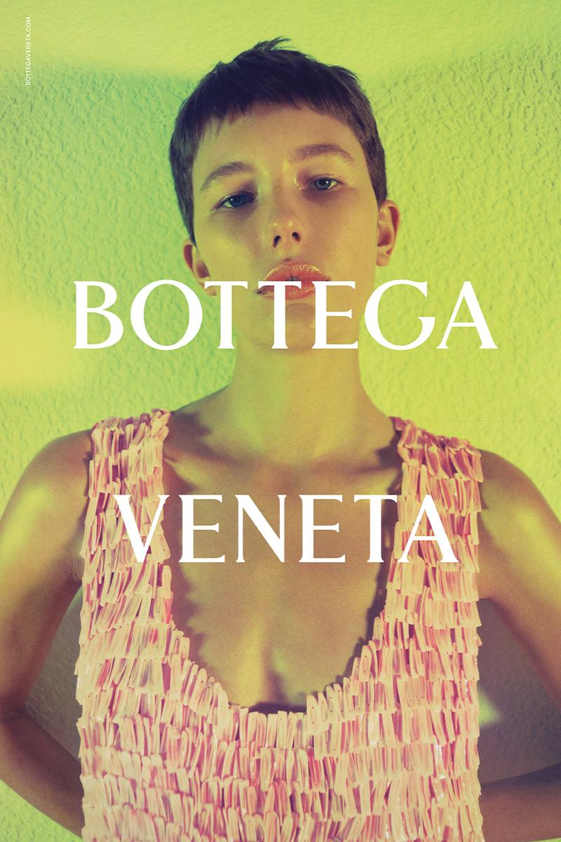 "Bottega Veneta ボッテガ・ヴェネタ の2021年春夏コレクション""Salon 01""のキャンペーンビジュアルが公開"
