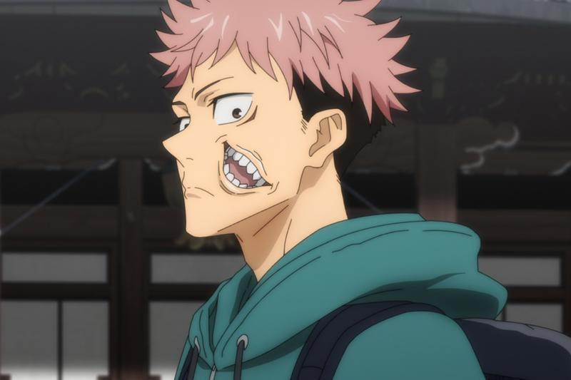 crunchyroll best anime of the year ranking JUJUTSU KAISEN Keep Your Hands Off Eizouken