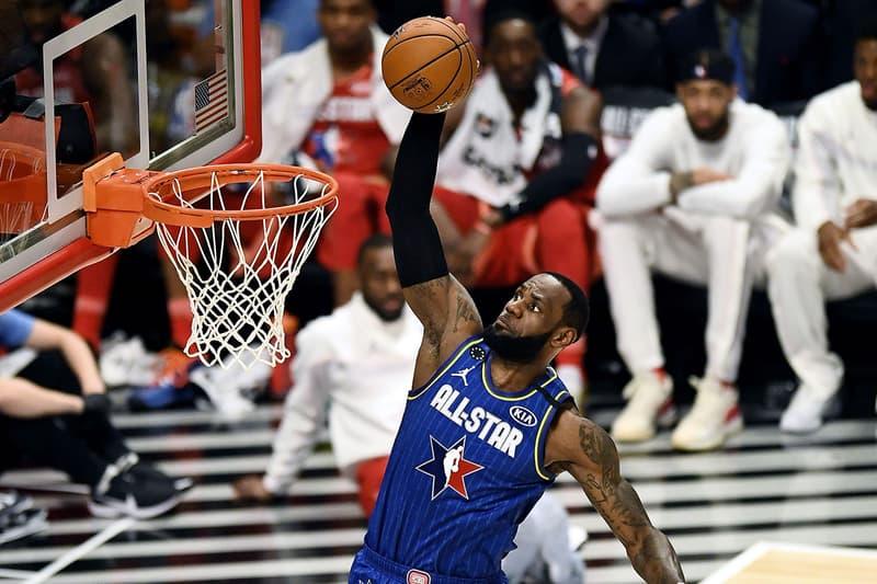 NBA オールスター 2021のスターターが発表 all star LeBron James(レブロン・ジェームズ) Kevin Durant(ケビン・デュラント)