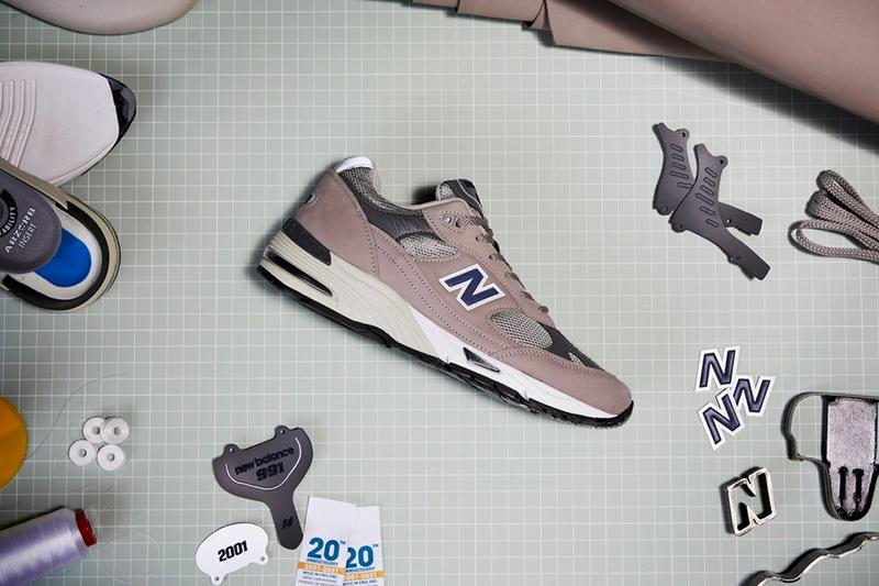 ニューバランス屈指の人気モデル991の20周年記念モデルが誕生 New Balance 991 Anniversary Made in U.K. Release sneaker where to buy when does it drop grey 991