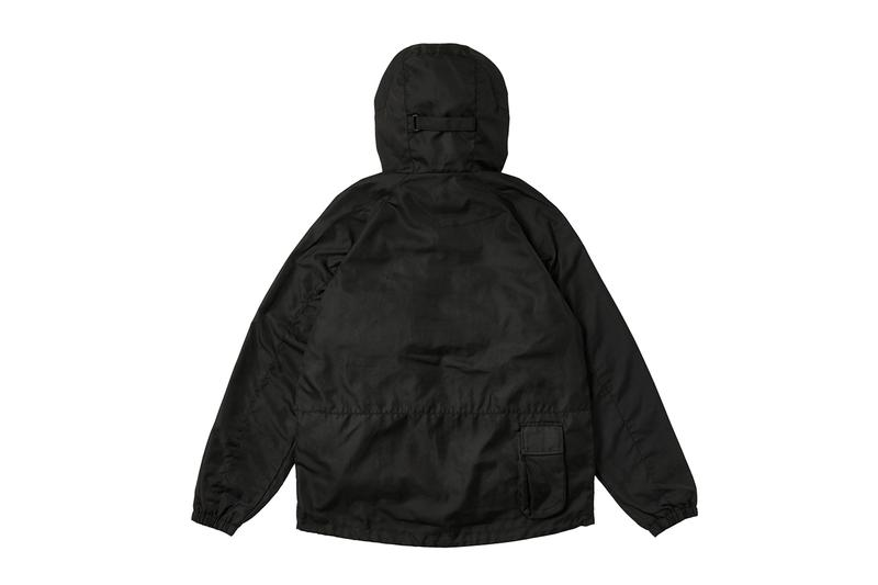 Palace Spring 2021 Outerwear release GORE-TEX jackets coats pink grey Black Camo when does it drop