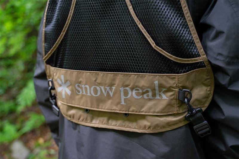 スノーピーク トーンドトラウト Snow Peak とフィッシングアパレルブランド TONEDTROUT によるコラボレーションアイテム第3弾が登場 fishing apparel brand collaboration  items 2021 spring summer