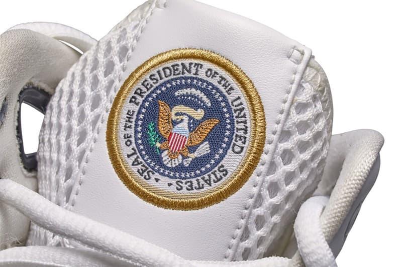 オバマ元大統領のためにデザインされた世界に2足しかないナイキ ハイパーダンクがサザビーズに登場 sothebys president barack obama exclusive nike hyperdunk pe sample 25000 dollars release info photos price 44 presidential seal