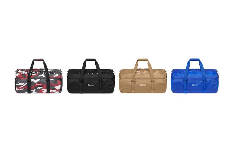 シュプリーム 2021年春夏コレクション バッグ Supreme 2021 spring summer collection bags