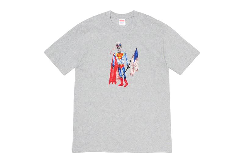シュプリーム Supreme 2021年春夏コレクション Tシャツ 2021 spring summer collection T-shirts