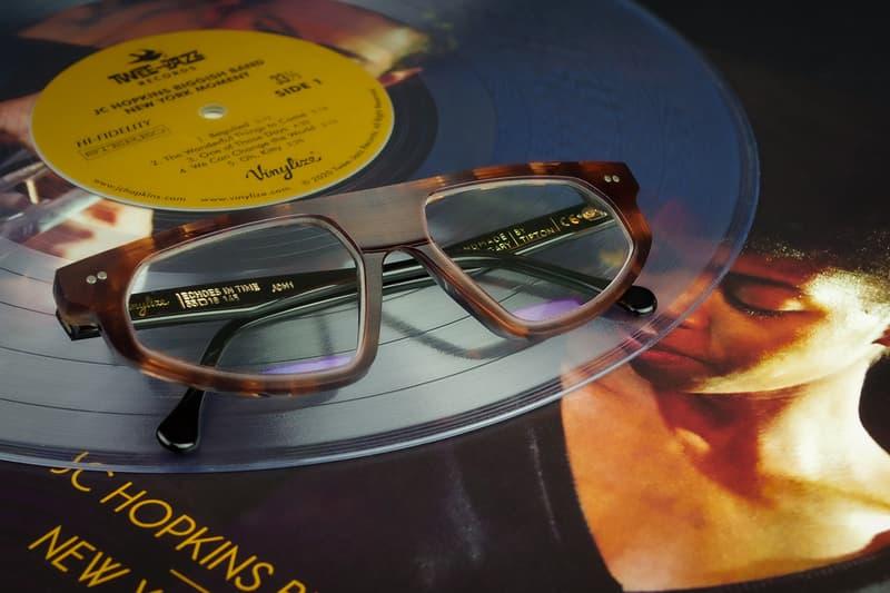ハンガリー発のアイウェアブランド ヴァイナライズから名盤LPレコードで作られた新作が登場 Vinylize Eyewear Crafted With Vinyl LP sunglasses eyeglasses accessories tnt ac dc michael jackson