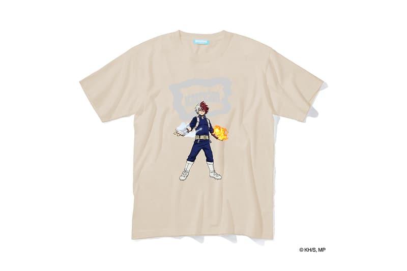 アイスクリームから僕のヒーローアカデミアとのコラボコレクションが登場 ICECREAM My Hero Academia collaboration collection release info Pharrell Williams