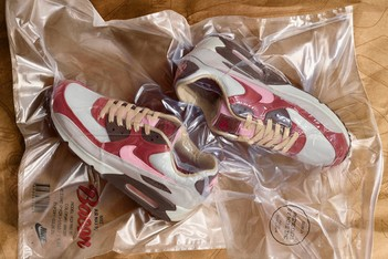 """Picture of Nike の幻の名作 Air Max 90 """"Bacon"""" の復刻リリース日が決定"""