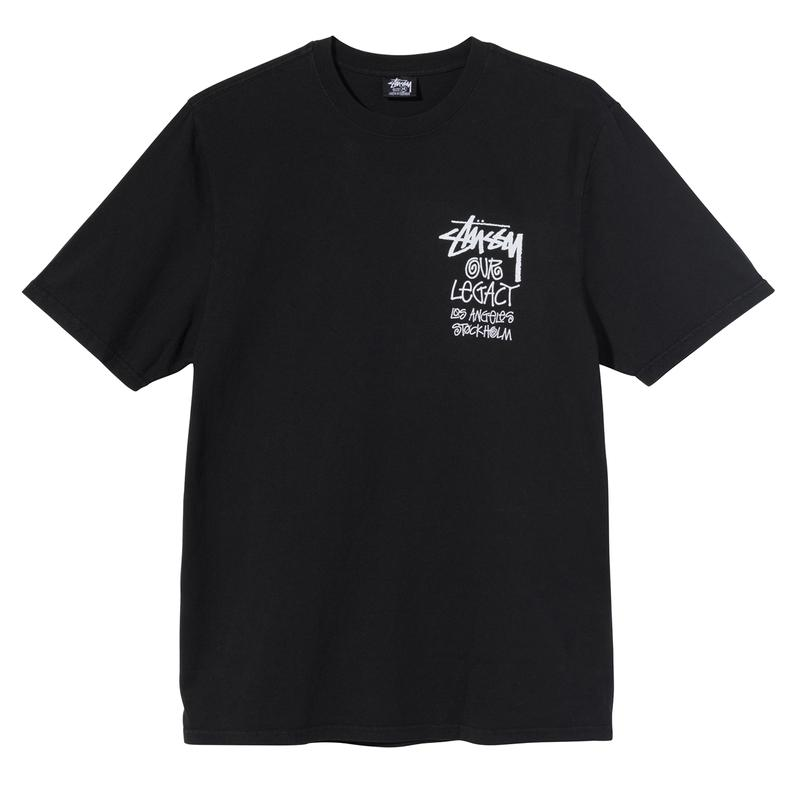 ステューシーxアワーレガシーから2021年春夏シーズンの最新コラボコレクションが発表 Stüssy x Our Legacy Spring Summer 2021 Collaboration collection lookbook campaign release date info buy ss21