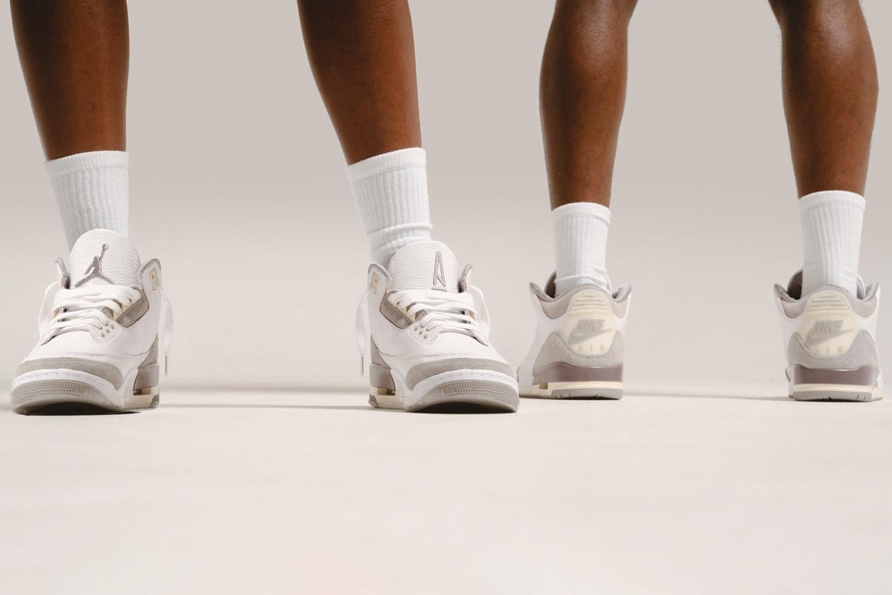 MAISON KITSUNE HELINOX LEVI'S LEVI'S 501 VERDY WASTED YOUTH BAPE A BATHING APE NEW BALANCE NEW BALANCE 2002 NEW BALANCE 2002R  Prada A Ma Maniere Air Jordan 3