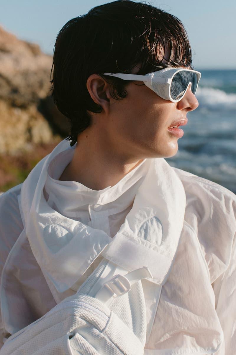 海からインスピレーションを受けたエンポリオ アルマーニのサステナブルな2021年春夏コレクション