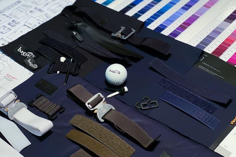 ハイプビースト x バッグジャック ゴルフ HYPEBEAST x bagjack GOLF™ のコラボコレクションがローンチ
