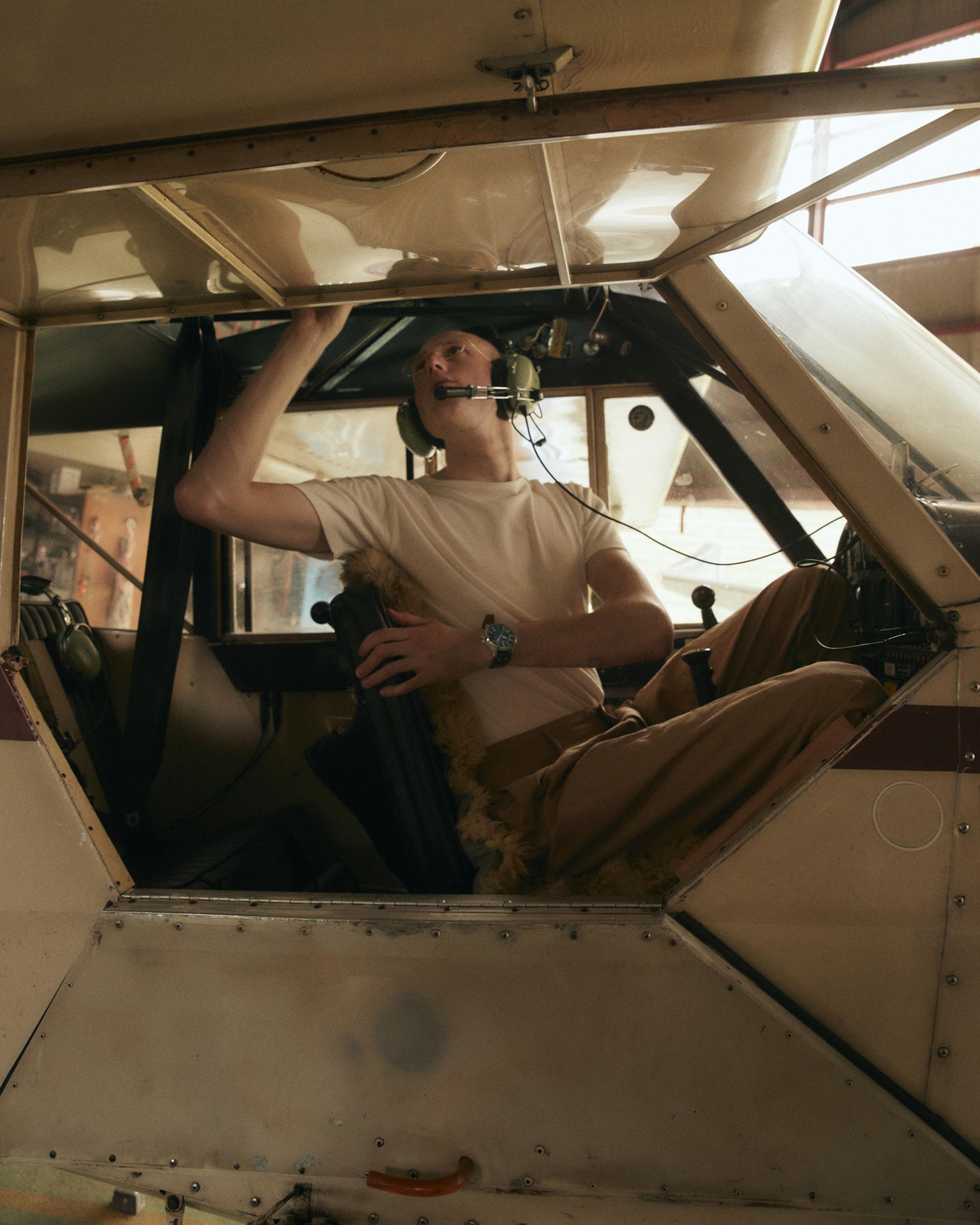 IWC の時代を越えて受け継がれるパイロット・ウォッチ  85年の歴史を辿る