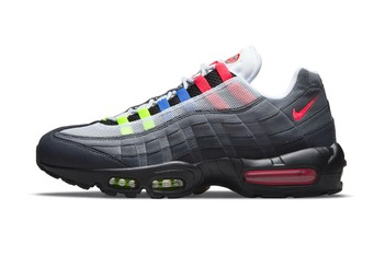 """Picture of Nike Air Max 95 の3カラーをマッシュアップした """"Greedy 3.0"""" が登場か"""