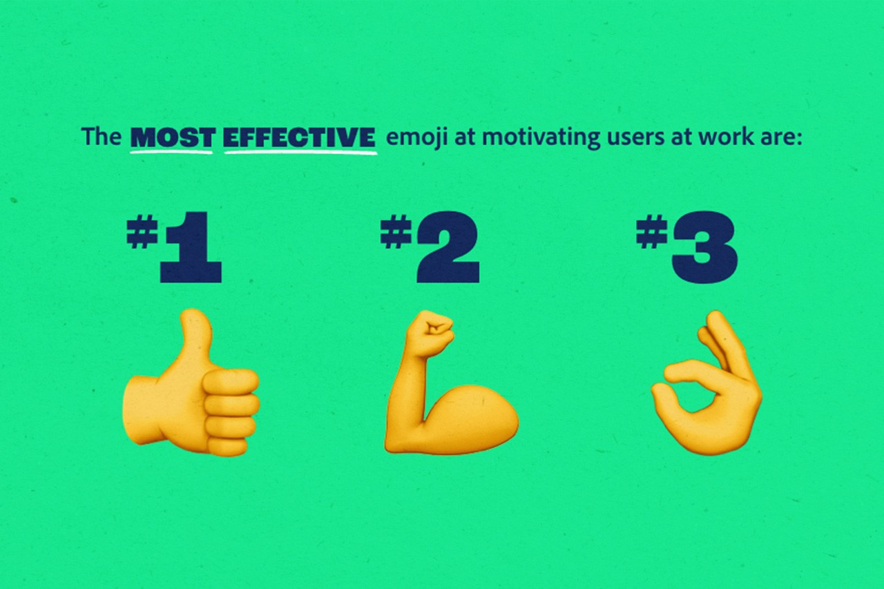 """世界の絵文字ユーザーが選ぶ好きな絵文字トップ5は? グローバル絵文字トレンドレポート2021年版 「Adobe(アドビ)」が7月17日(土)の""""World Emoji Day(世界絵文字デー)"""""""