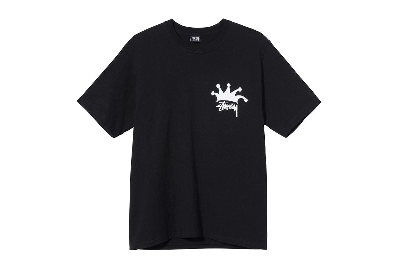 ステューシーの新旗艦店が東京・渋谷神南エリアにオープン  STÜSSY SHIBUYA CHAPTER opening July 9th information limited T-shirt