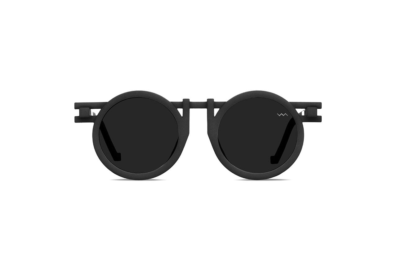 ドイツ発の気鋭アイウェアブランド ヴァヴァが建築家・隈研吾とコラボサングラスを製作 Germany eyewear brand vava Architect kengo kuma collab collection release info