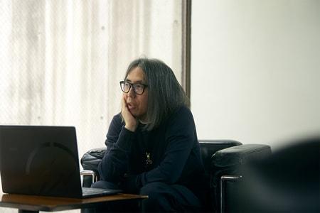 Interviews:藤原ヒロシが自身にとって欠かせない道具であるラップトップについて MSI とのコラボレーションを介して語る