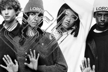 藤原ヒロシが Loro Piana とタッグを組んだコラボコレクションをリリース