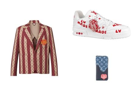 NIGO®️ x Louis Vuitton による LV² コレクション第2弾の発売スケジュールが決定
