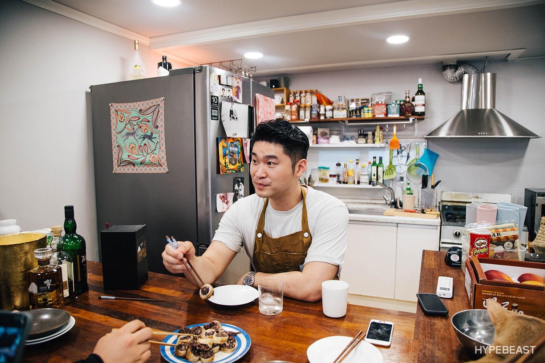 최자로드 번외편 - 최자의 집 hypebeast eats choiza road choiza home 2017