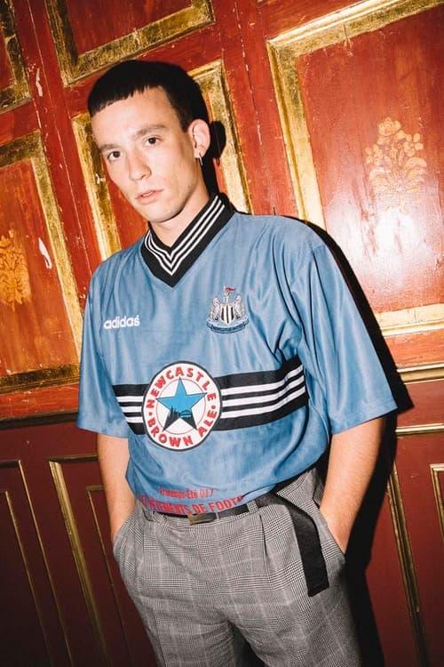 <NSS> 패러디 빈티지 축구 유니폼 컬렉션 2017 parody of vintage soccer uniforms collection