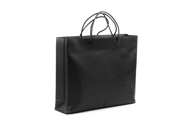 발렌시아가 송아지 가죽 쇼핑백 검은색 2017 꼴레뜨 Balenciaga Shopping Bag Totebag Black Colette