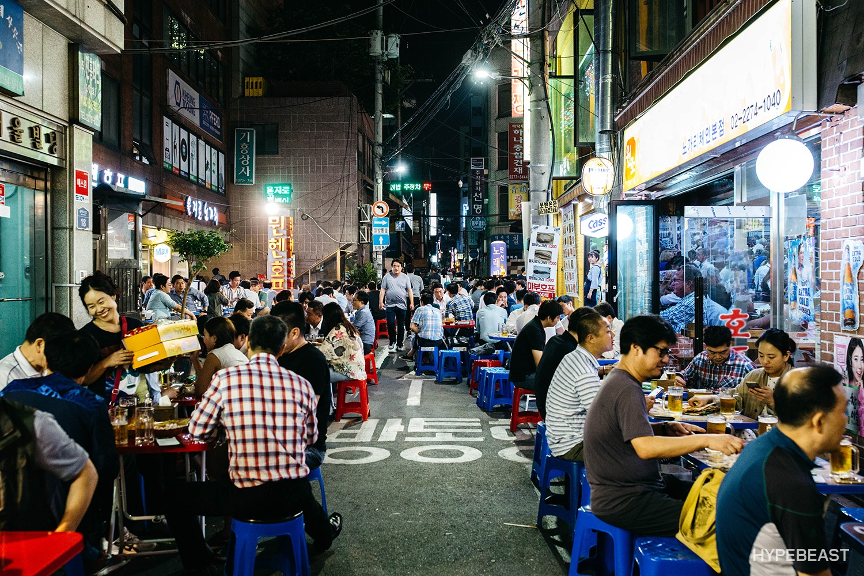 최자로드 - Ep.3 선 커리 후 노가리 hypebeast eats choiza road ep 3 2017
