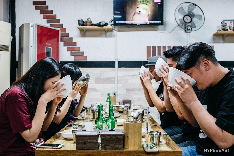 최자로드 Ep.4 고등어 샌드위치와 순두부 우동 hypebeast eats choiza road ep 4 2017