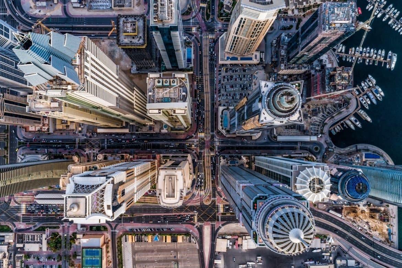 드론스타그램과 <내셔널 지오그래픽>이 선정한 '올해의 드론 사진'