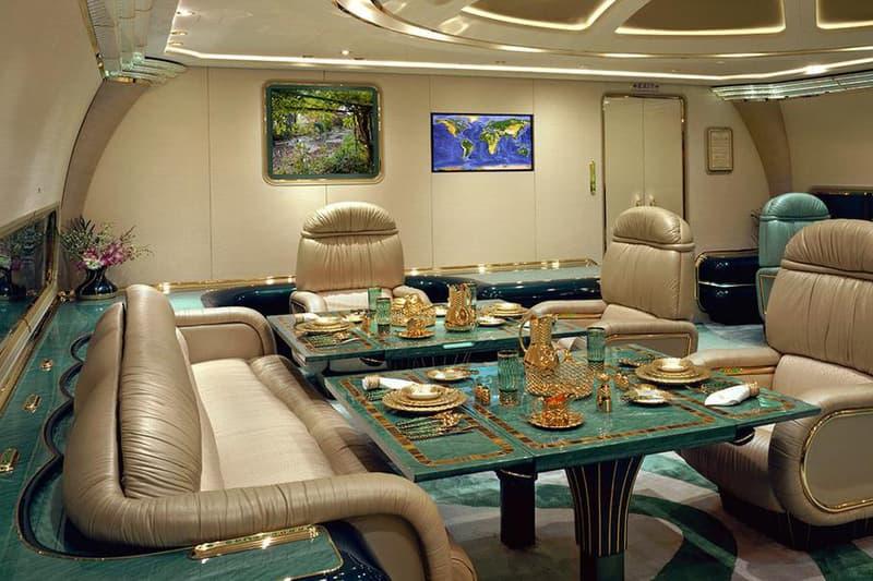 nick gleis executive plane interview interior super rich 2017 닉 그리이스 바이스