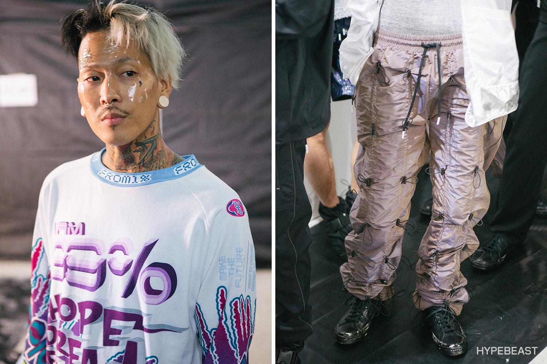 바조우 99%퍼센트이즈 나인티나인퍼센트이즈 박종우 인터뷰 2018 봄 여름 컬렉션 분더샵 노루 페인트 2017 bajowoo 99%is 99percentis jongwoo park boon the shop fashion week interview