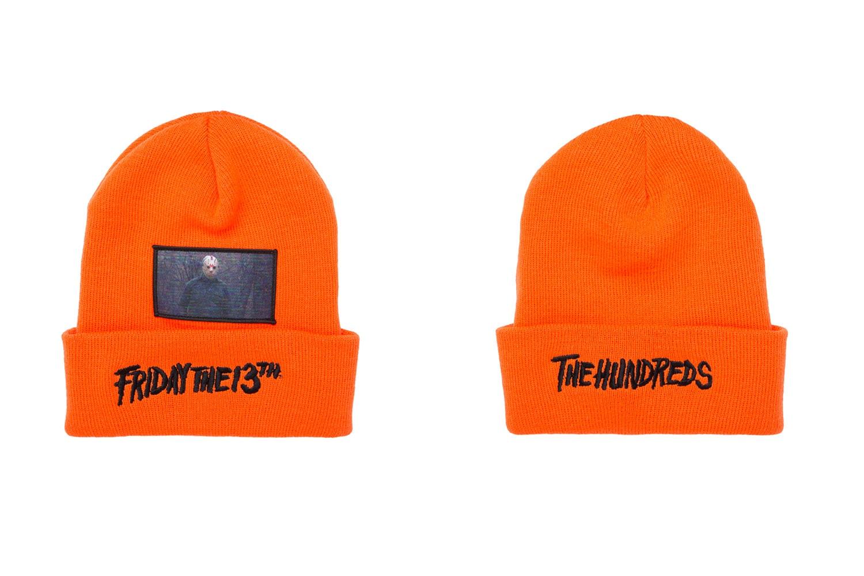 the hundreds friday the 13th movie halloween collection 더 헌드레즈 13일의 금요일 기념 모티브 영화 컬렉션 2017