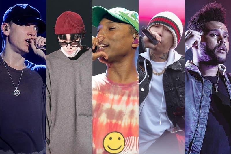 에미넴 구찌 메인 엔이알디 일리어네어 딥플로우 김심야 디샌더스 힙합 신곡 2017 eminem gucci mane n.e.r.d. illionaire deepflow kim ximya dsanders hip hop new tracks
