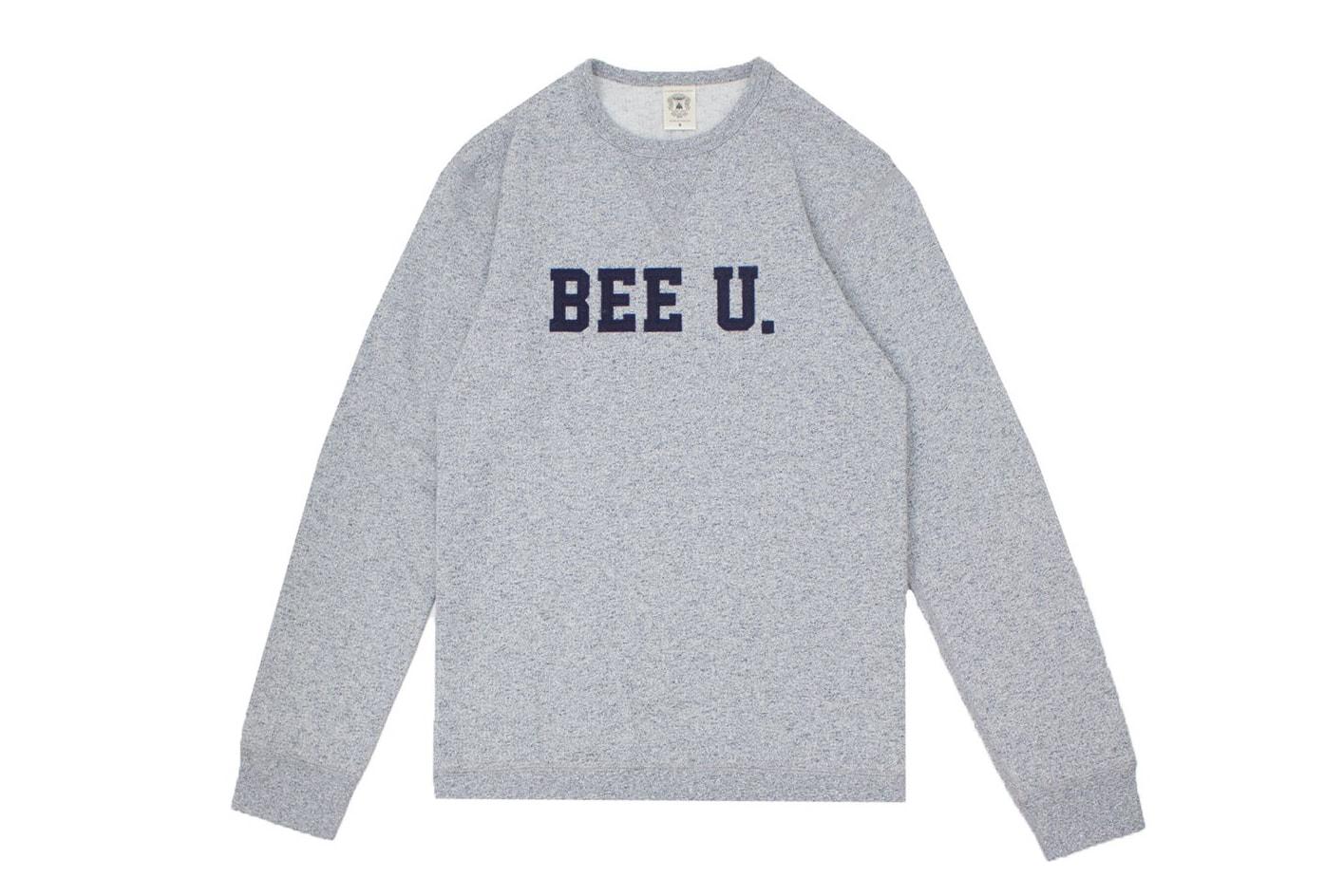 브랜든 바벤지엔의 빌리네어 보이즈 클럽 비라인 '전쟁과 평화' 컬렉션 2017 brendon babenzien billionaire boys club bbc bee line war and peace