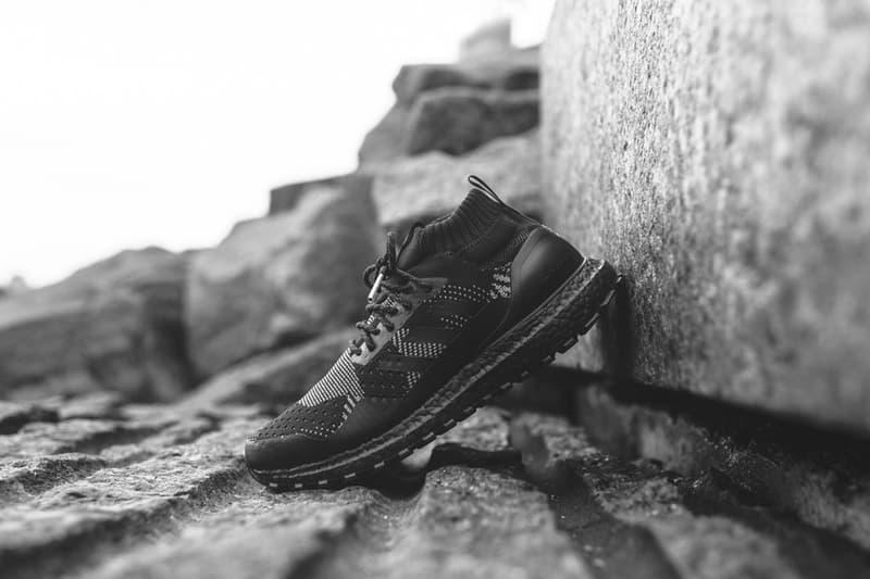 키스 논네이티브 아디다스 울트라부스트 미드 블랙 프라이데이 로니 피그2017 ronnie fieg kith nonnative adidas ultra boost mid adidas black friday collaboration