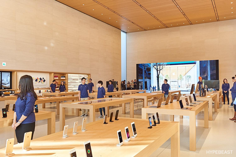 애플 스토어, 국내 최초 오픈 2018 겨울 apple-sotre-korea-open