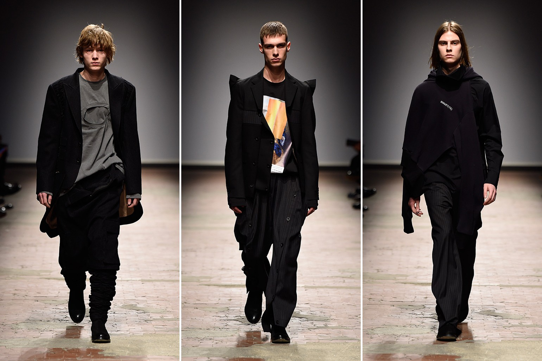 2018 가을 겨울 유럽 패션위크에서 활약한 국내 디자이너 4인 fall winter paris fashion week pitti uomo wooyoungmi juun j beyond closet bmuette