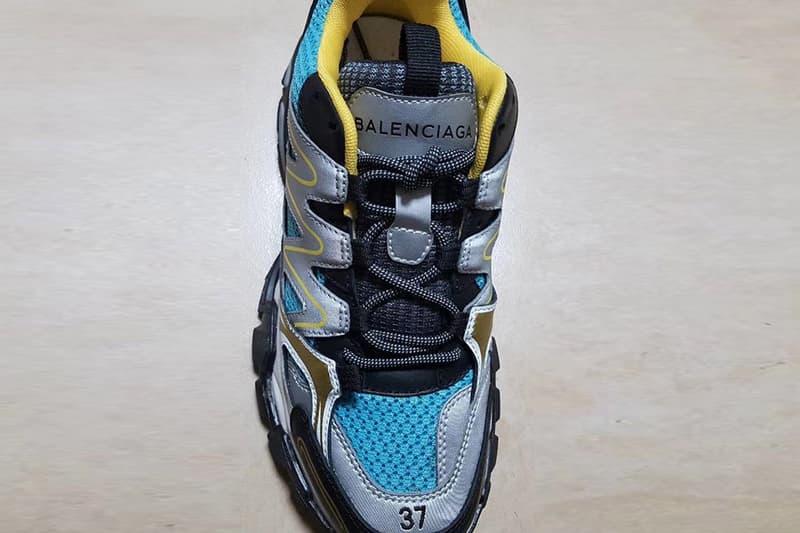 발렌시아가 운동화 신상 2018 balenciaga sneakers