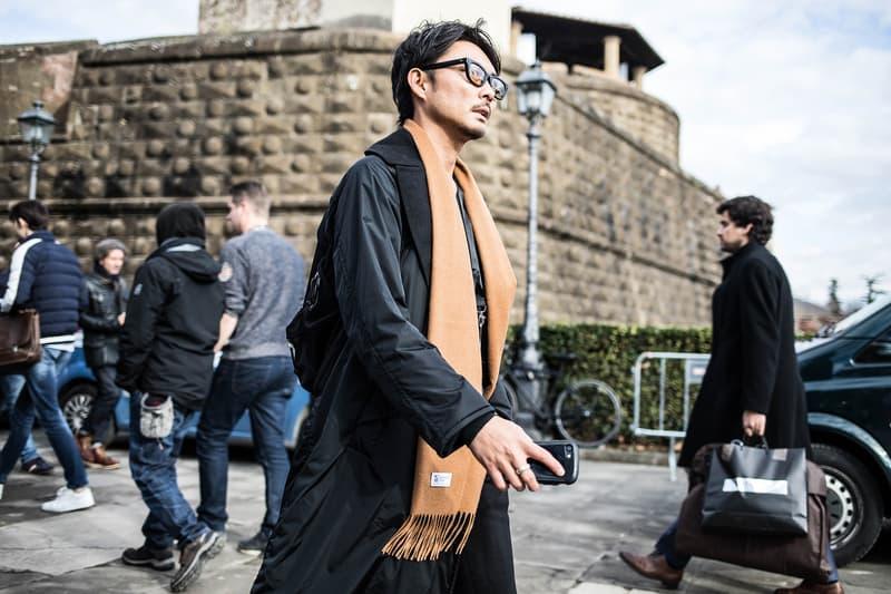 #Streetsnaps: 2018 가을 겨울 피티 워모 현장 패션 fall winter pitti uomo street style