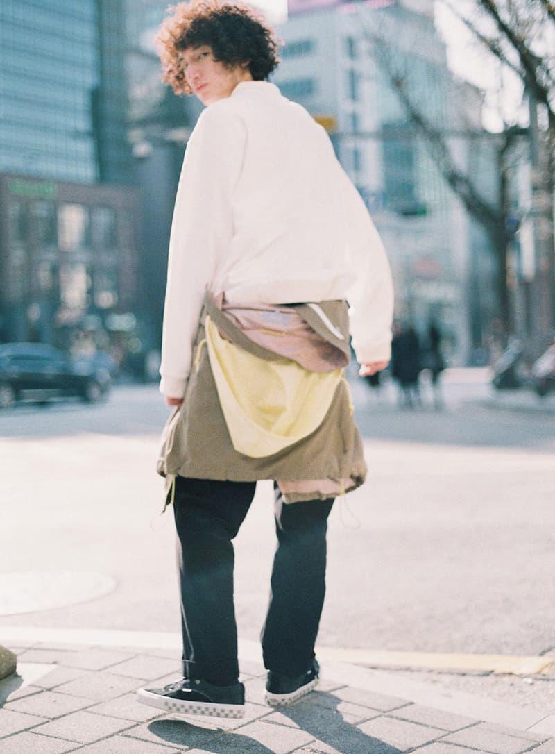 미스치프, 라이풀과 협업한 반스 서울 블록 컬렉션 2018 vans korea seoul block mischief liful authentic