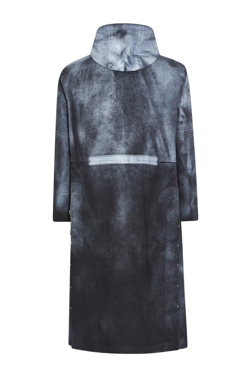알릭스 매킨토스 2018 봄 여름 컬렉션 협업 코트 액세서리 alyx mackintosh spring summer collaboration outerwear accessories