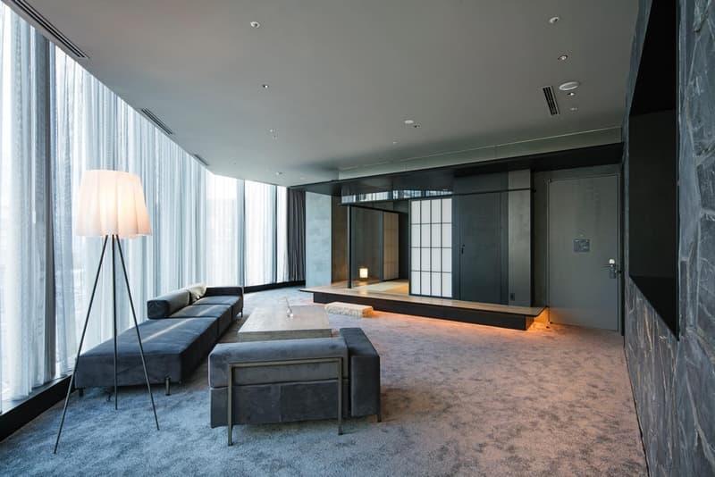 호텔 코에 도쿄 시부야 플래그십 톰 브라운 2018 hotel koe tokyo shibuya flagship store thom browne