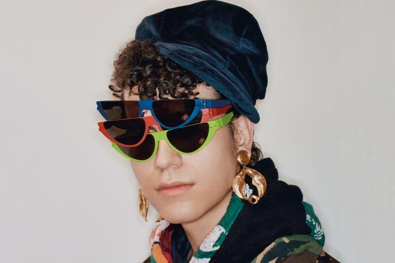 마틴 로즈 x 마이키타 선글라스 컬렉션 martine rose mykita sunglasses 2018